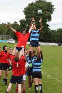 Jugar al Rugby y aprender Inglés